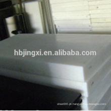 A folha rígida do PVC de Matt, UV-protege a folha do PVC