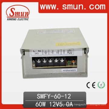 60 Вт светодиодный дождевой выключатель питания 12V5a