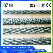 Trade Assurance 19*7 Steel Rope