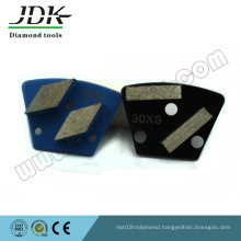 Diamond Abrasive Block Metal Grinding Plate for Concrete