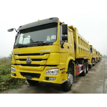 China Brand Sinotruk HOWO 76 Tipper Truck Hot Sale