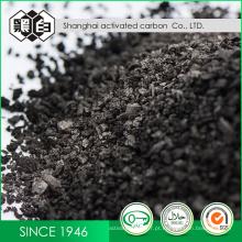 A base de carvão ativa o carbono para a purificação e refinamento de todos os tipos de solventes