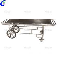 Hydraulic System Morgue Trolley Equipment With Stretcher