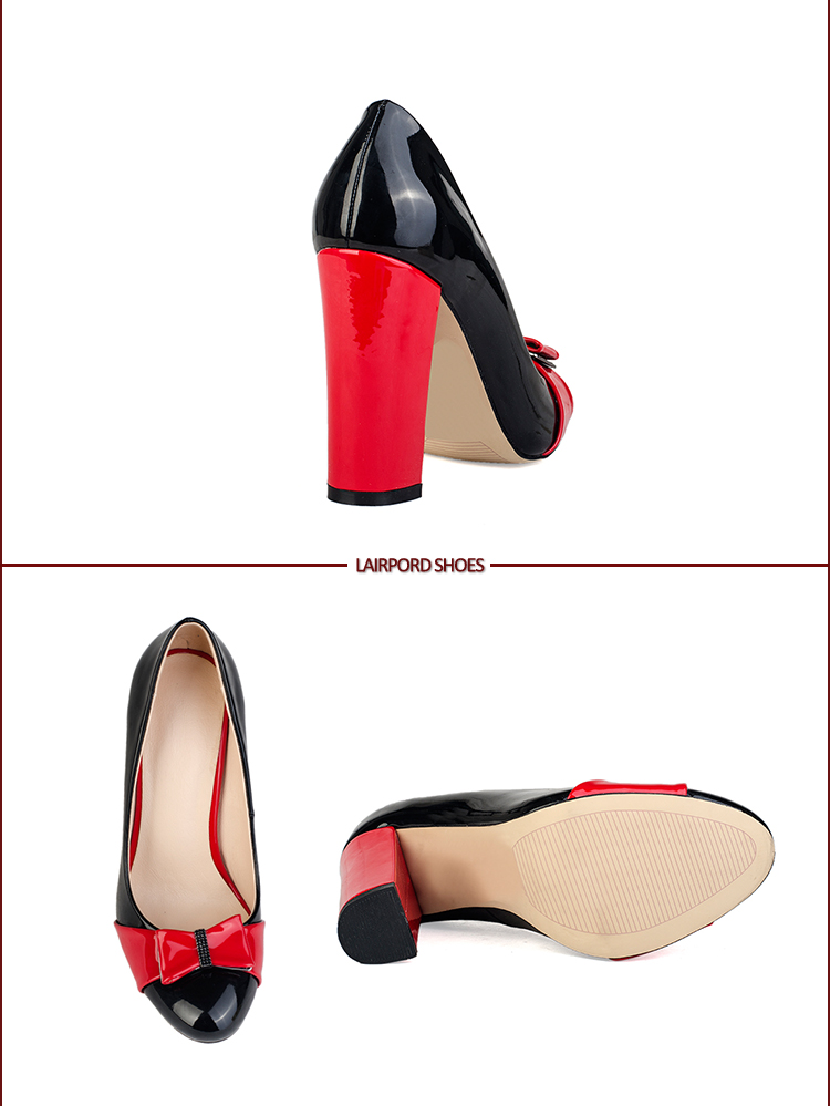 black hot sale shoes