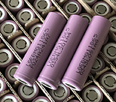 streamlight flashlights battery 18650 Battery LG MG1 2900mAh