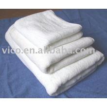 100% toallas de algodón