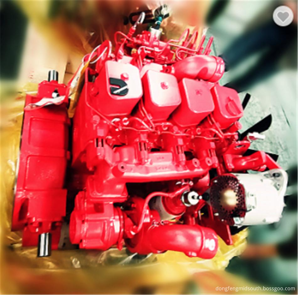 Cumming Engine B140 336