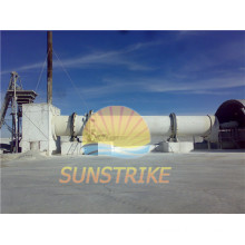 Widely Used Rotary Dryer for Drying Sand, Ore, Coal, Sawdust
