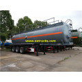 36T 34000L Glacial Acetic Acid Tank Trailers