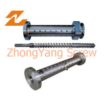 Extruder Single Screw and Barrel for Extrusion Line