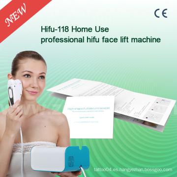Hf-118 Hifu Equipo de elevación de cara
