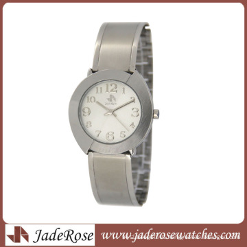 High Quality Fashion All Stainless Steel Women Watch Lady Quartz Watch Water Resistant