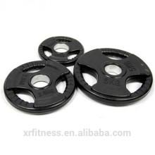 Rubber Coated Weight Plates / fitness equipment
