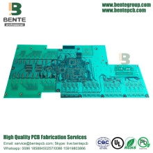 Multilayer PCB ENIG 4 Layers PCB FR4 Tg135 PCB
