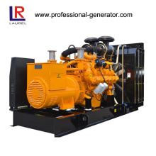 Conjunto de gerador de gás natural silencioso 300kw