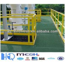 Rejilla de FRP / rejilla de acero / rejilla de barra utilizada para la industria de procesamiento de alimentos de guangzhou China