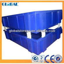 Apilamiento de contenedores de almacenamiento