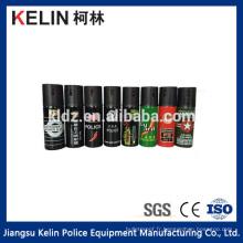 60 ml spray au poivre pour l'auto-défense