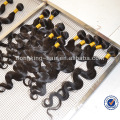 Qingdao factory price supply 100% virgin peruvian hair weaving