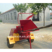 """8"""" industrial wood chipper with CE aproved"""