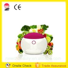 2015 meistverkaufte Produkte in Alibaba diy Obst Kollagen Maske Maschine