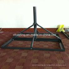 Precisión Metal estampado soporte con acero