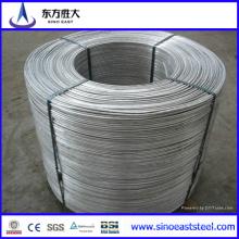 Aimant plat plat en aluminium