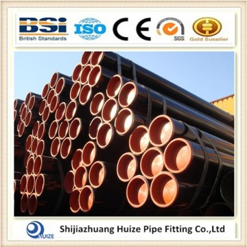 Low Temperature Seamless Carbon Steel Pipes