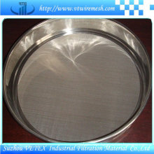 Standard Sieve with SGS Report