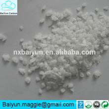 99.3%мин содержание Al2O3 0-1,1-3,3-5,5-8мм белый плавленого глинозема для огнеупорных