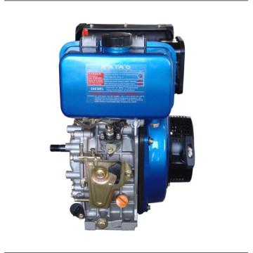 Miniature Small Diesel Engine 8HP Single Cylinder Rorary Engine (KA186F)