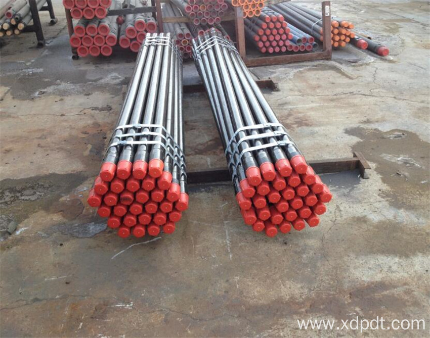 Rock drill rods
