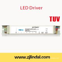 60W LED Driver corrente constante (caixa de Metal)