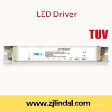 60W светодиодный драйвер постоянный ток (металлический корпус)