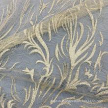 Блеск Тюль Кружевная Ткань для Свадебного Платья