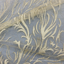 Glitter Tulle Lace Fabric for Wedding Dress