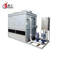 Torre de resfriamento de circuito fechado de aço inoxidável