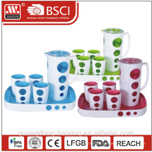 Alto grado Tritan material plástico color cambiante hervidor de agua