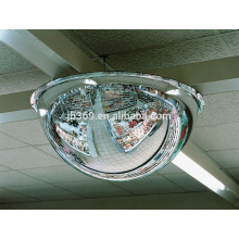 360 degree 100cm 40inch convex dome mirror for warehouse,shops,supermarkets