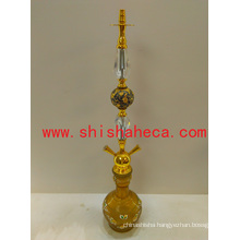Bill Design Fashion High Quality Nargile Smoking Pipe Shisha Hookah