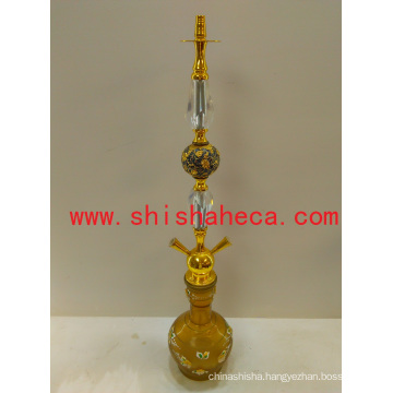 Bill Design Fashion High Quality Nargile Smoking Pipe Shisha Hookah
