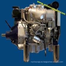 Motor diesel Deutz de 4 tiempos y 2 cilindros (F2L912)