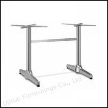 2 Soporte de mesa rectangular de aluminio de base de mesa (SP-ATL232)