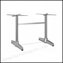 2 Stand Rectangle Restaurant Base de table en aluminium (SP-ATL232)