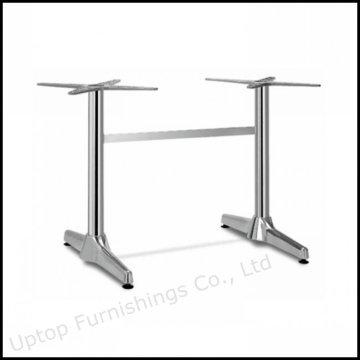 2 стенд длинный прямоугольник ресторан алюминиевое основание таблицы (СП-ATL232)