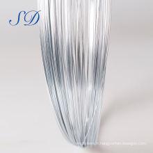 2mm Electro 25kg Prix par tonne de fil galvanisé