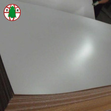 High Quality for Melamine MDF white mdf board/ MDF funiture material export to Cameroon Importers