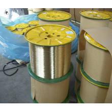 Messing beschichteter Stahldraht, Schlauchverstärkungsdraht, Kupferbeschichteter Stahldraht