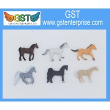 6 Styles Plastic Horses Party Favors