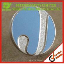Emblème émail doux badge décoratif broche